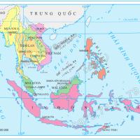 Bài 2. Vị trí địa lí, phạm vi lãnh thổ (Địa lý 12)