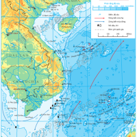 Bài 8. Thiên nhiên chịu ảnh hưởng sâu sắc của biển (Địa lý 12)