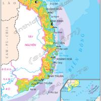 Bài 25. Vùng Duyên hải Nam Trung Bộ (Địa lý 9)