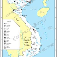 Bài 26. Đặc điểm tài nguyên khoáng sản Việt Nam (Địa lý 8)