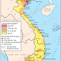 Bài 3. Phân bố dân cư và các loại hình quần cư (Địa lý 9)