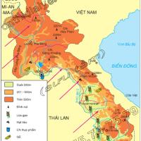 Bài 18. Thực hành: Tìm hiểu Lào và Cam-pu-chia (Địa lý 8)
