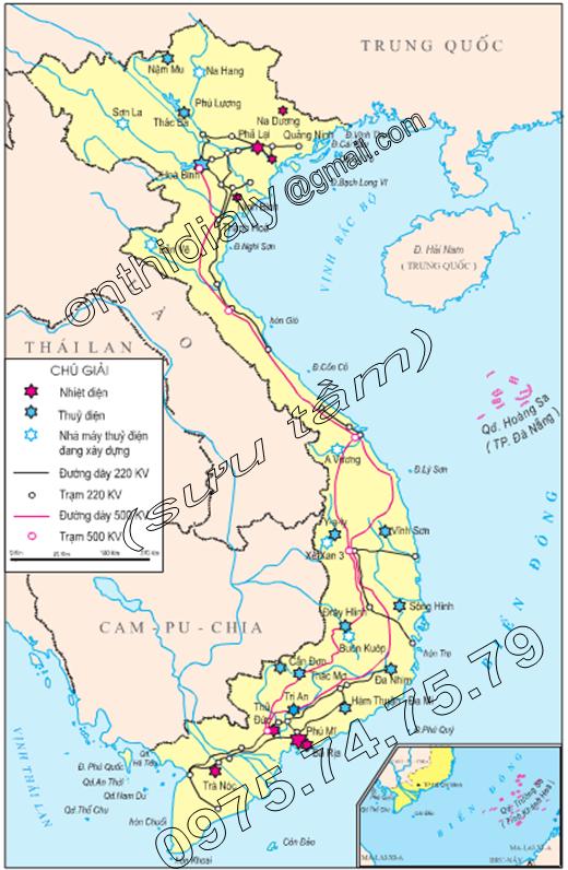 Hinh 2.2. Công nghiệp điện Việt Nam