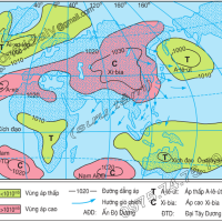 Bài 4. Thực hành: Phân tích hoàn lưu gió mùa châu Á (Địa lý 8)