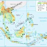 Bài 11 - Tiết 1. Tự nhiên, dân cư và xã hội Đông Nam Á (Địa lý 11)