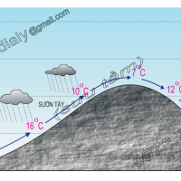 Bài 12. Sự phân bố khí áp. Một số loại gió chính (Địa lý 10)