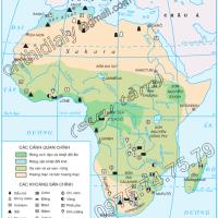 Bài 5 - Tiết 1. Một số vấn đề châu Phi (Địa lý 11)
