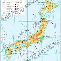 Bài 9 - Tiết 1. Tự nhiên, dân cư và tình hình phát triển kinh tế Nhật Bản (Địa lý 11)