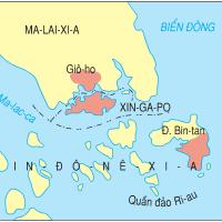 Bài 17. Hiệp hội các nước Đông Nam Á (ASEAN) (Địa lý 8)