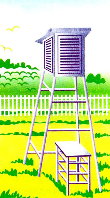 Hinh 47. Lều khí tượng