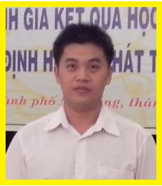 Thầy: Dương Thanh Thời