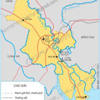 Bài 21. Thành phố Hồ Chí Minh (Địa lý 4)