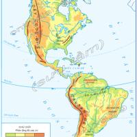 Bài 25. Châu Mĩ (Địa lý 5)