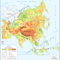 Bài 17. Châu Á (Địa lý 5)