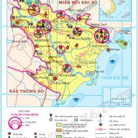 Bài 33. Vấn đề chuyển dịch cơ cấu kinh tế theo ngành ở Đồng bằng sông Hồng (Địa lý 12)
