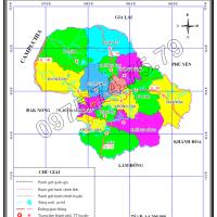 Bài 27. Thực hành: Đọc bản đồ Việt Nam (Địa lý 8)