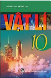 Bìa SGK Vật lý 10