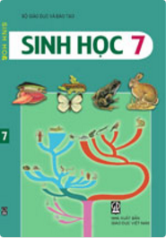 Bìa SGK Sinh học 7
