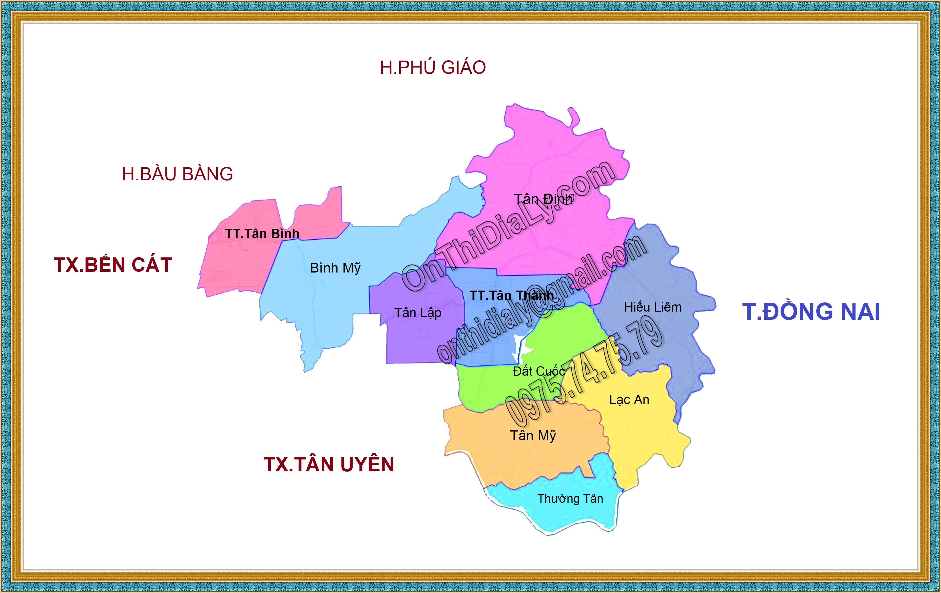 Bac Tan Uyen - Binh Duong 5