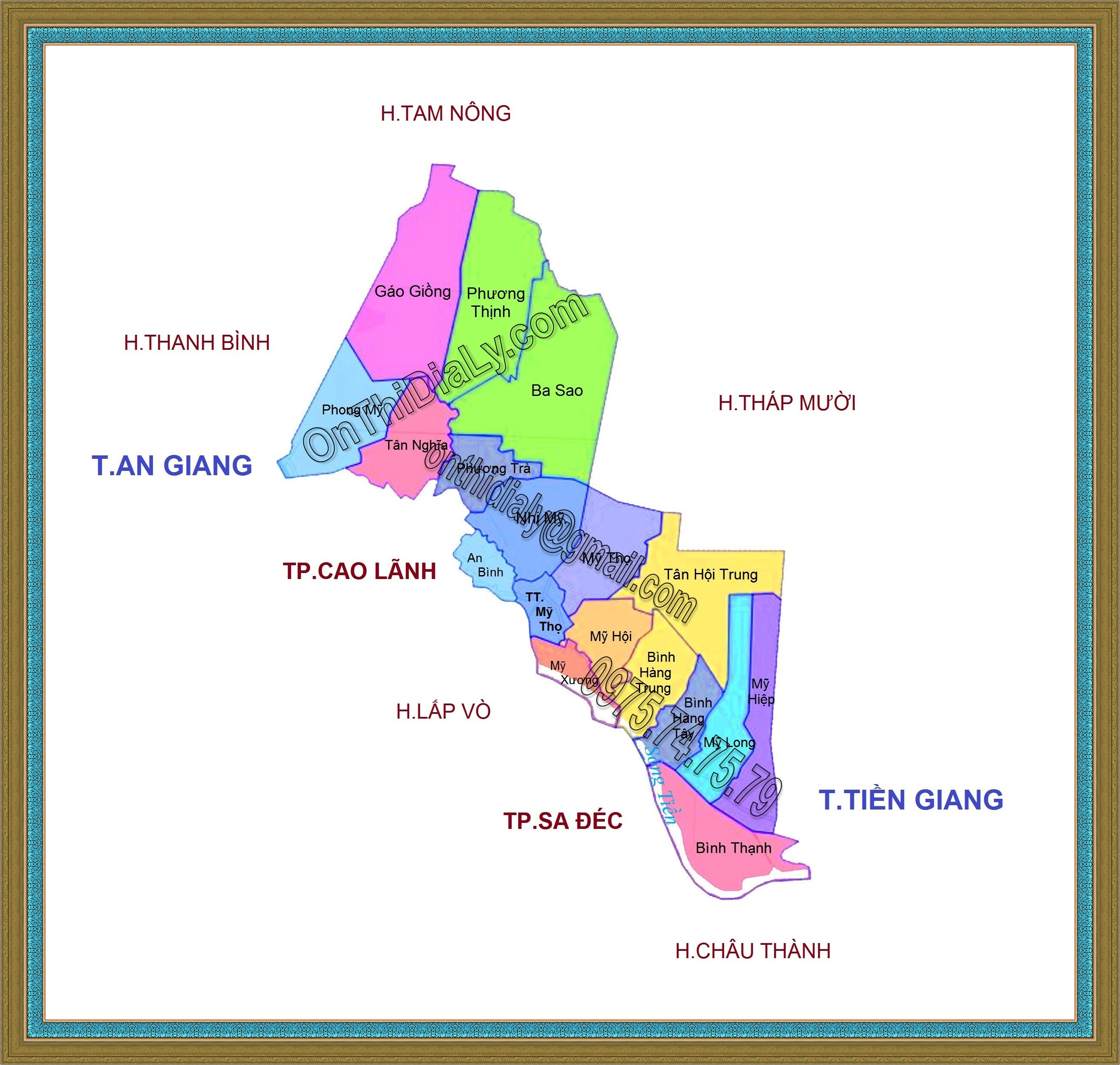 Cao Lanh - Dong Thap 5