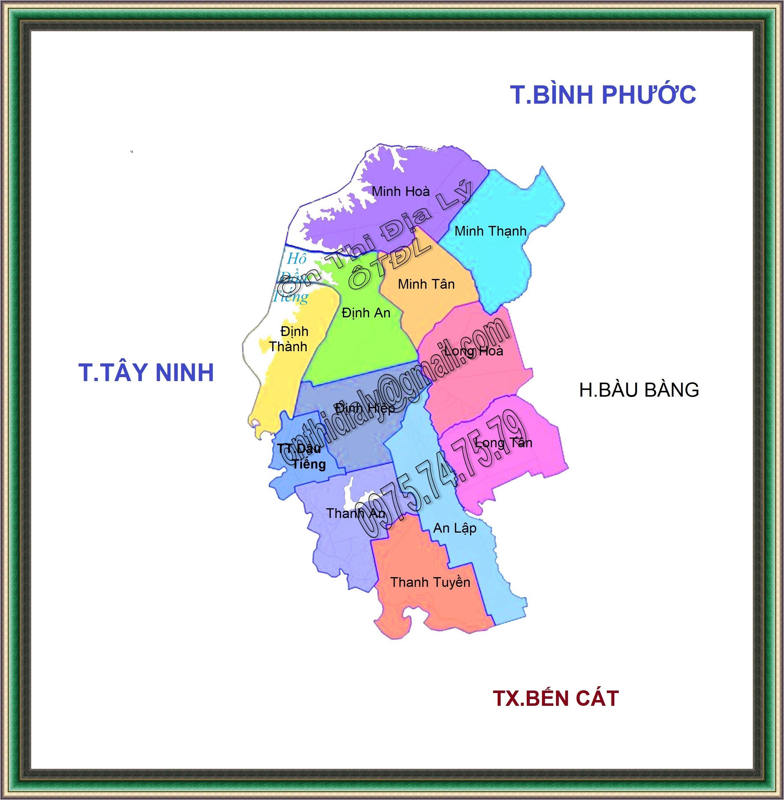 Dau Tieng - Binh Duong 5