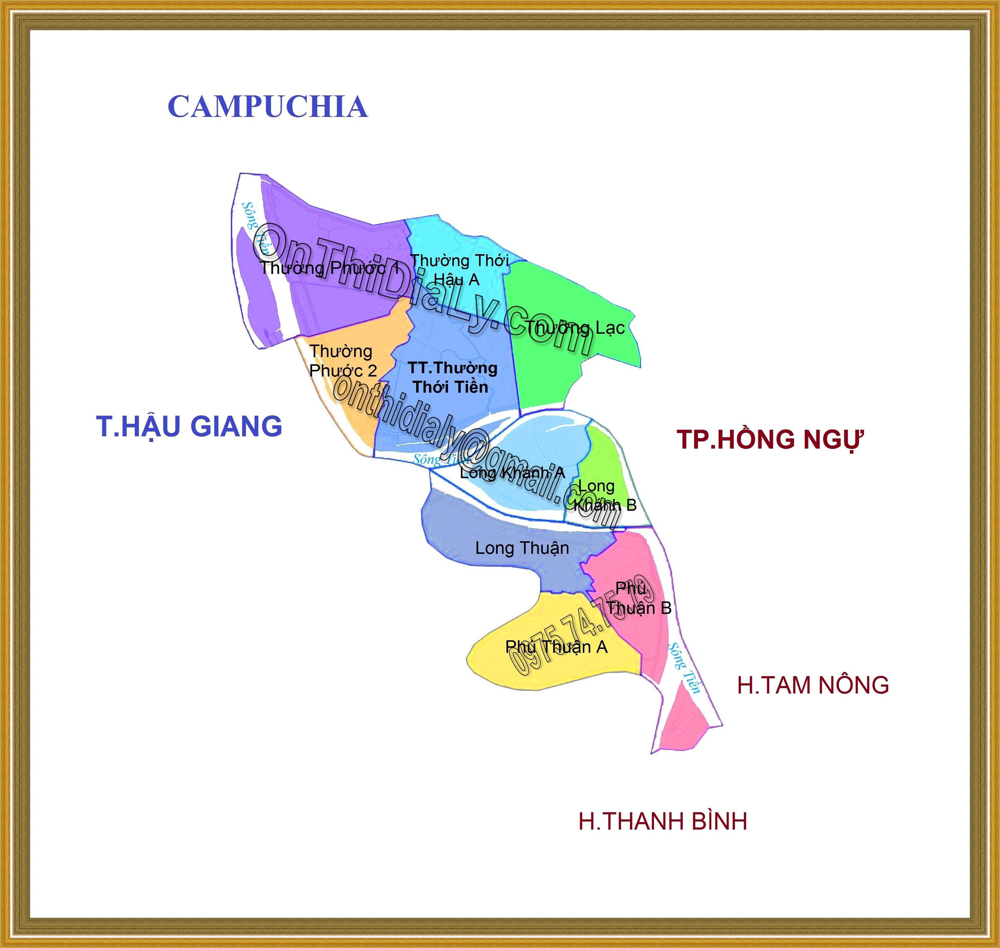 Hong Ngu - Dong Thap 5