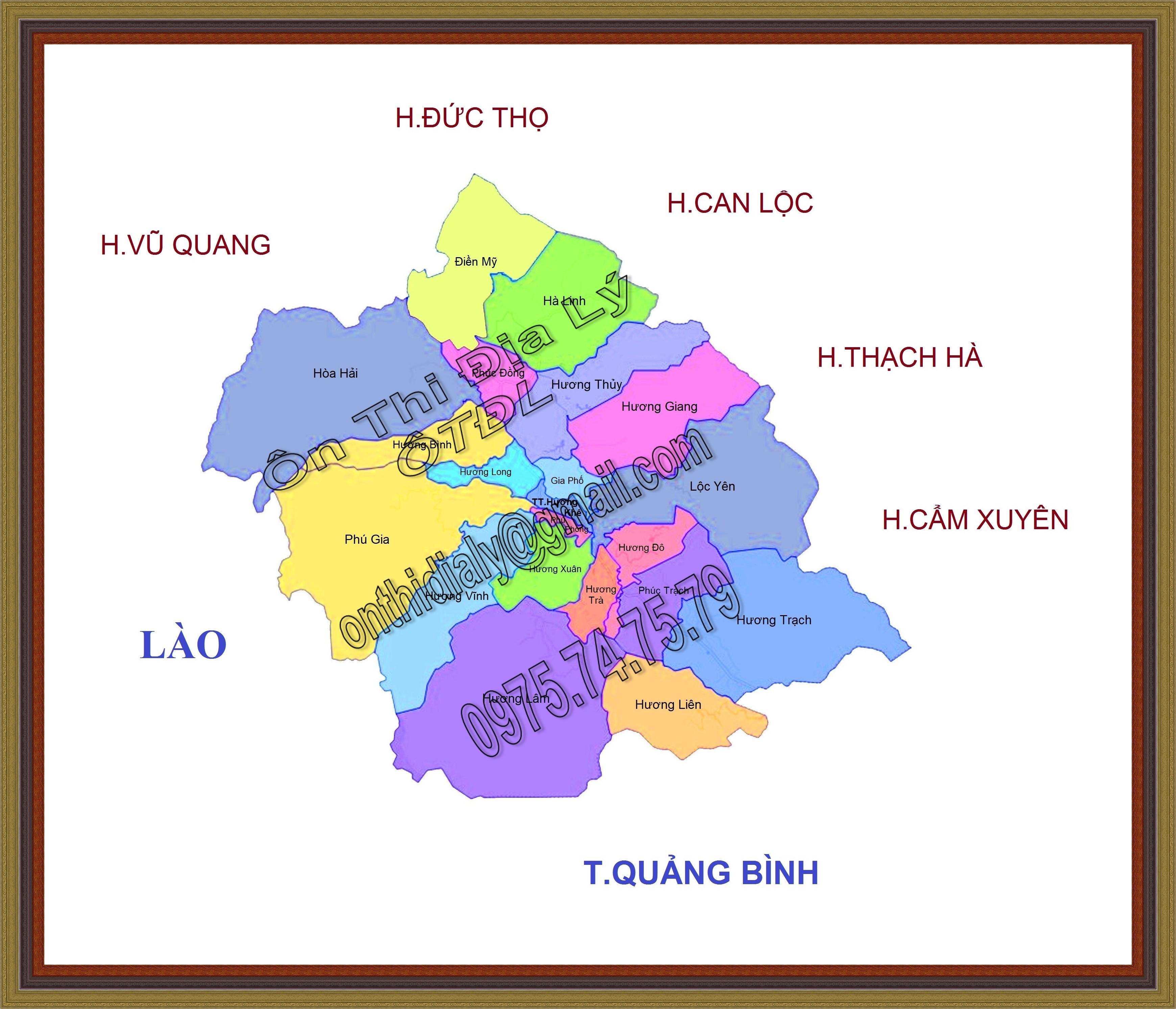 Huong Khe - Ha Tinh 5