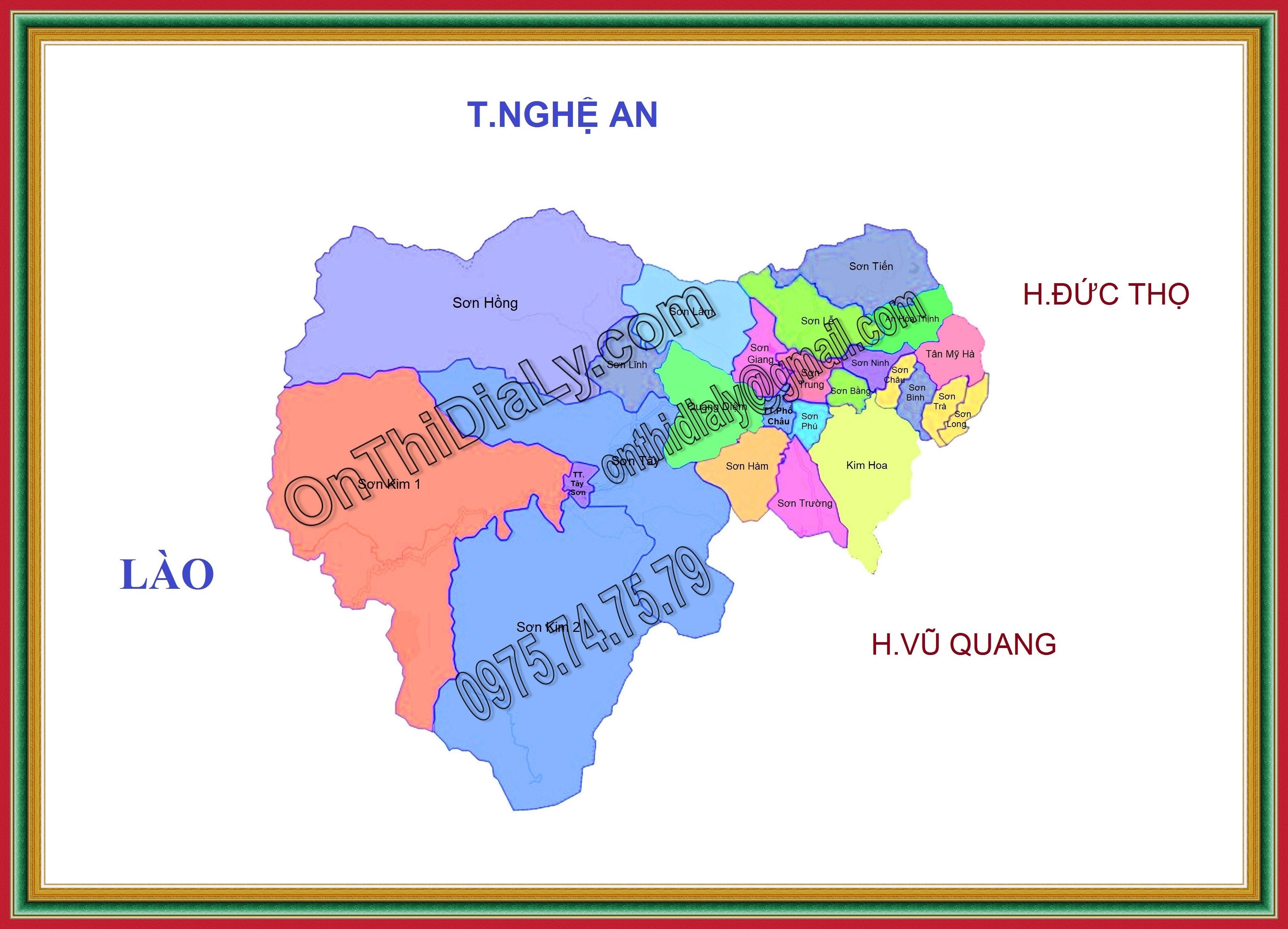 Huong Son - Ha Tinh 5