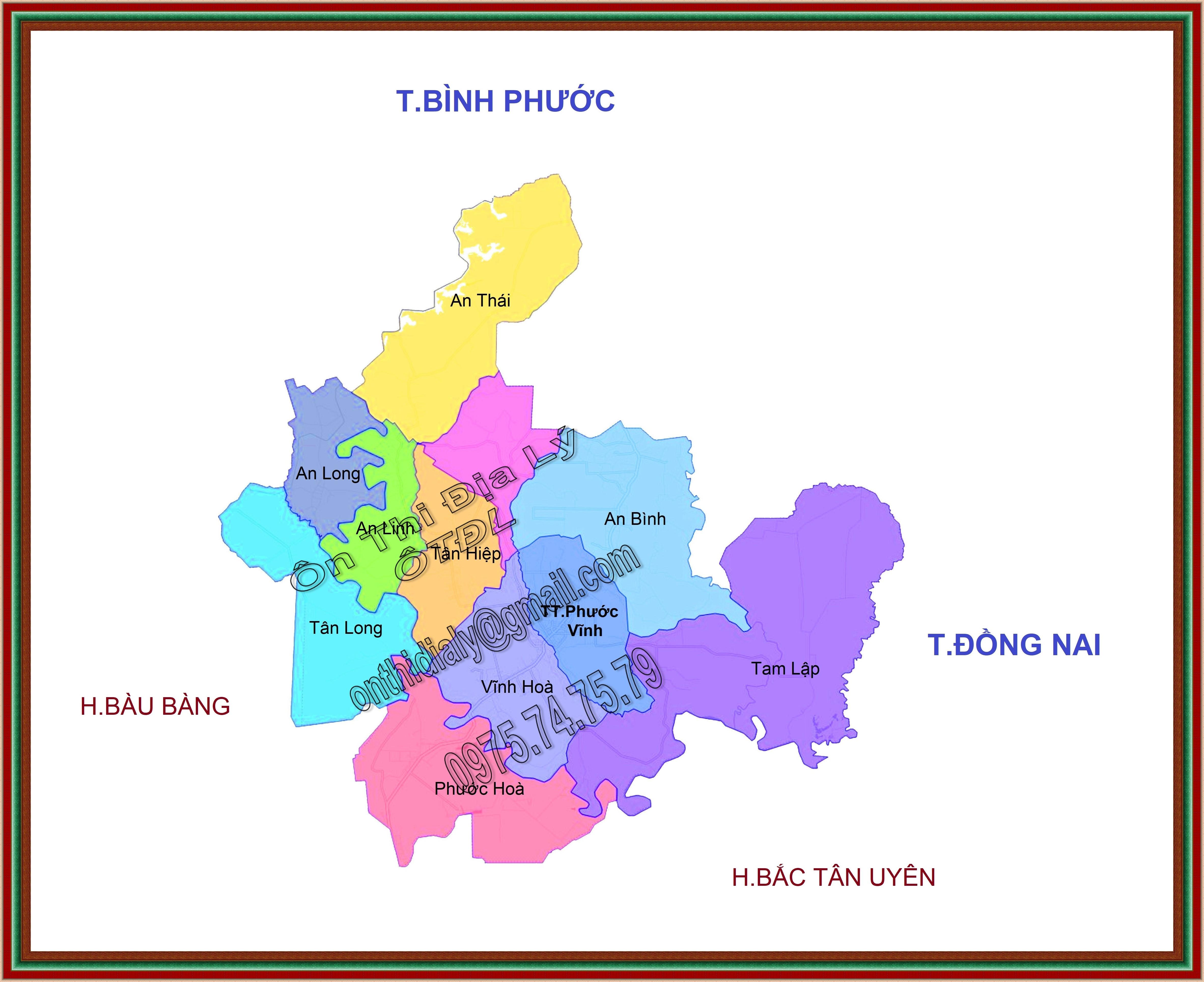 Phu Giao - Binh Duong 5