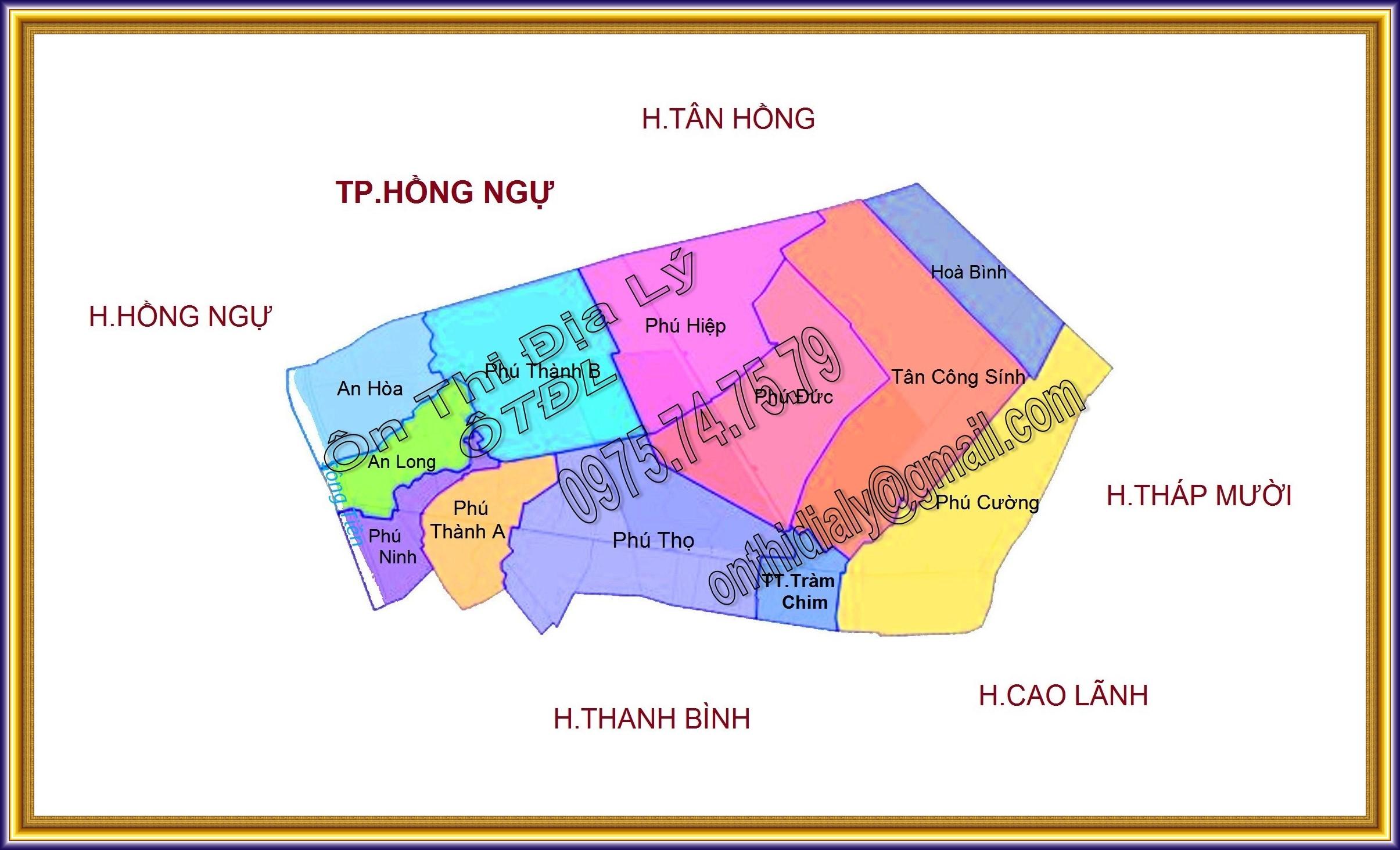 Tam Nong - Dong Thap 5