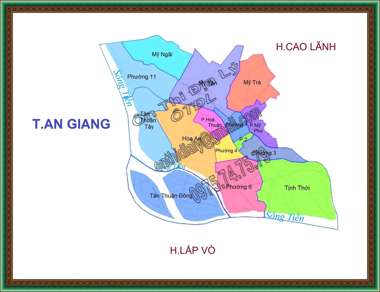 TP.Cao Lanh - Dong Thap 5