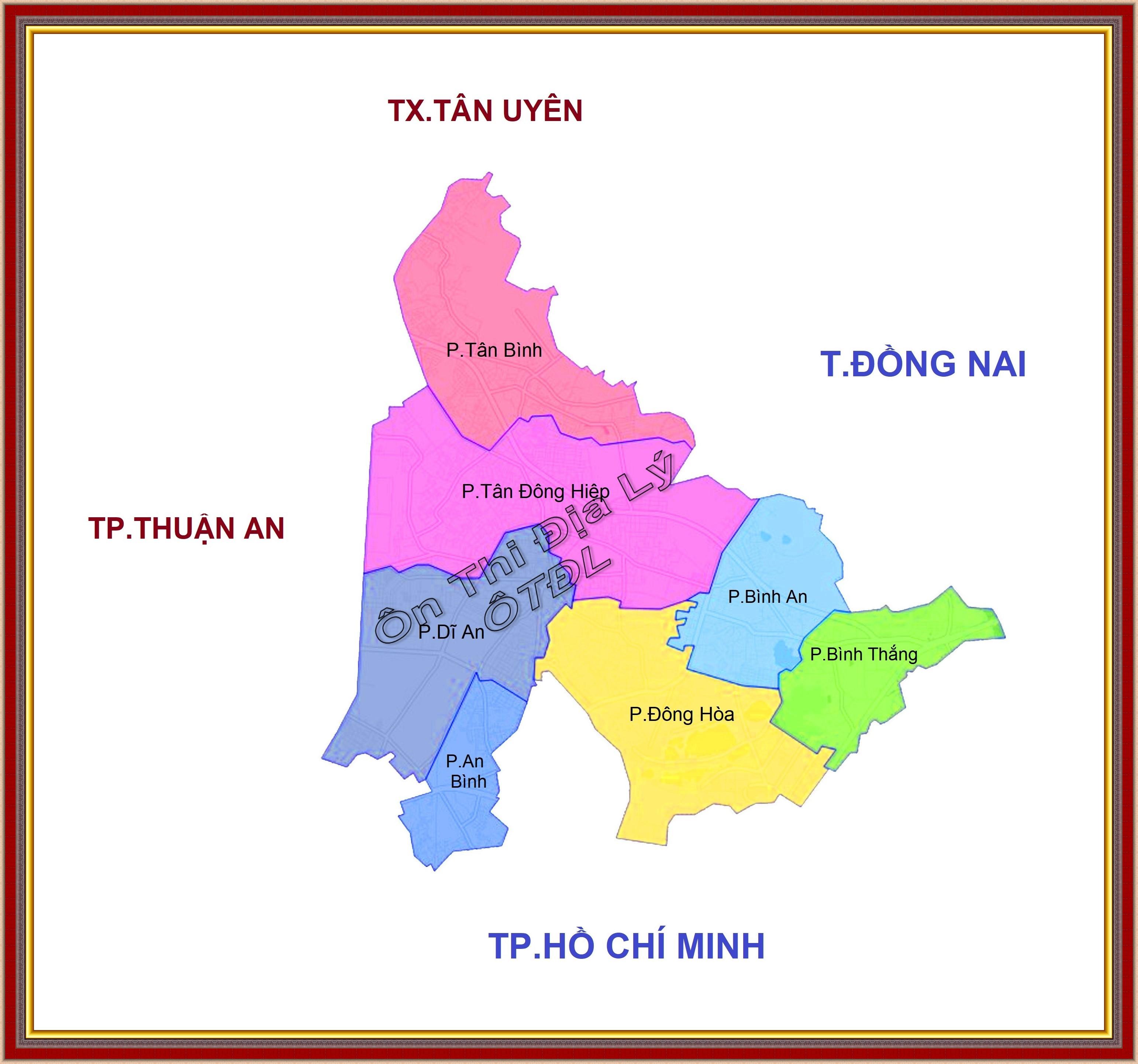 TP.Di An - Binh Duong 5