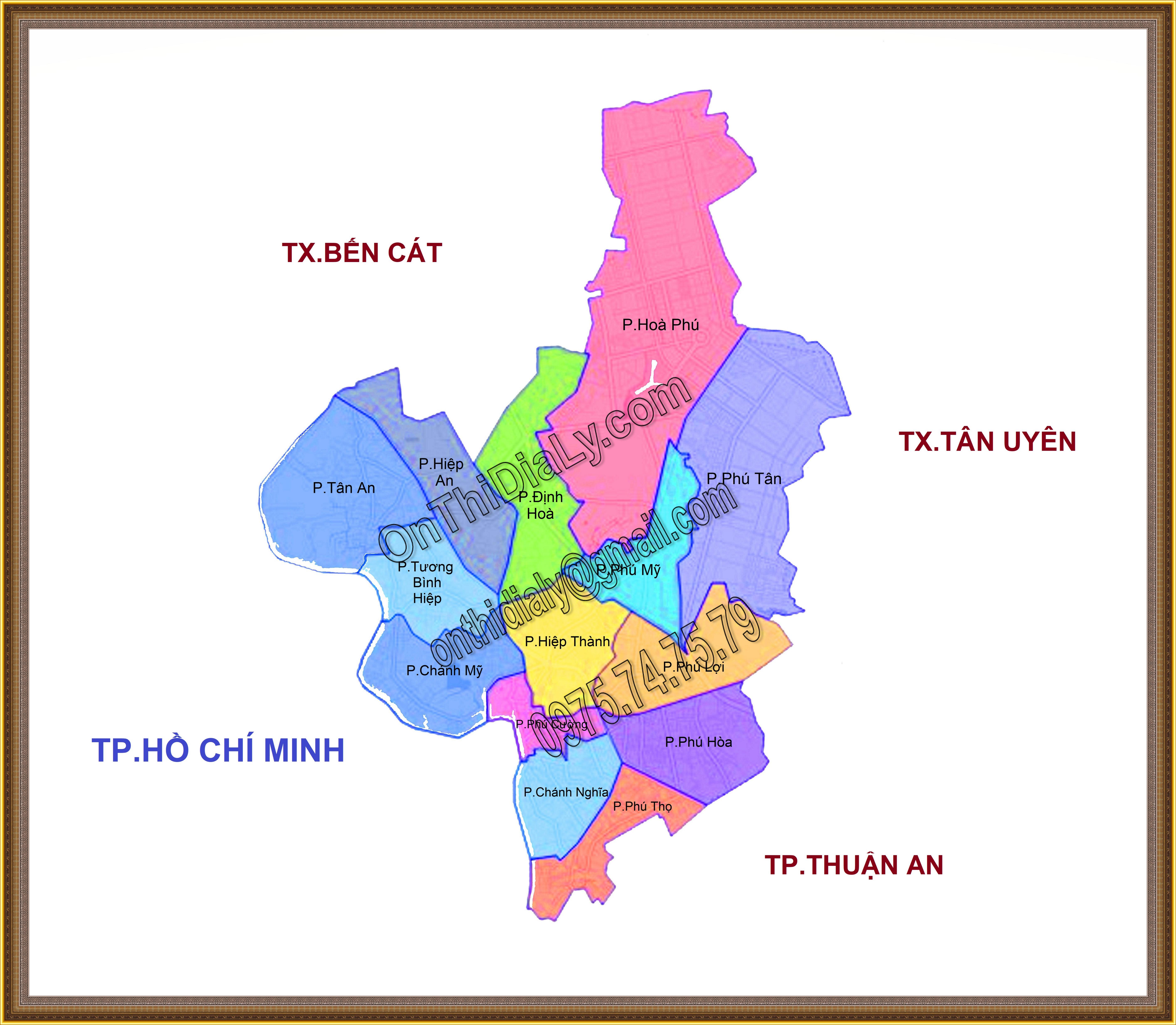 TP.Thu Dau Mot - Binh Duong 5