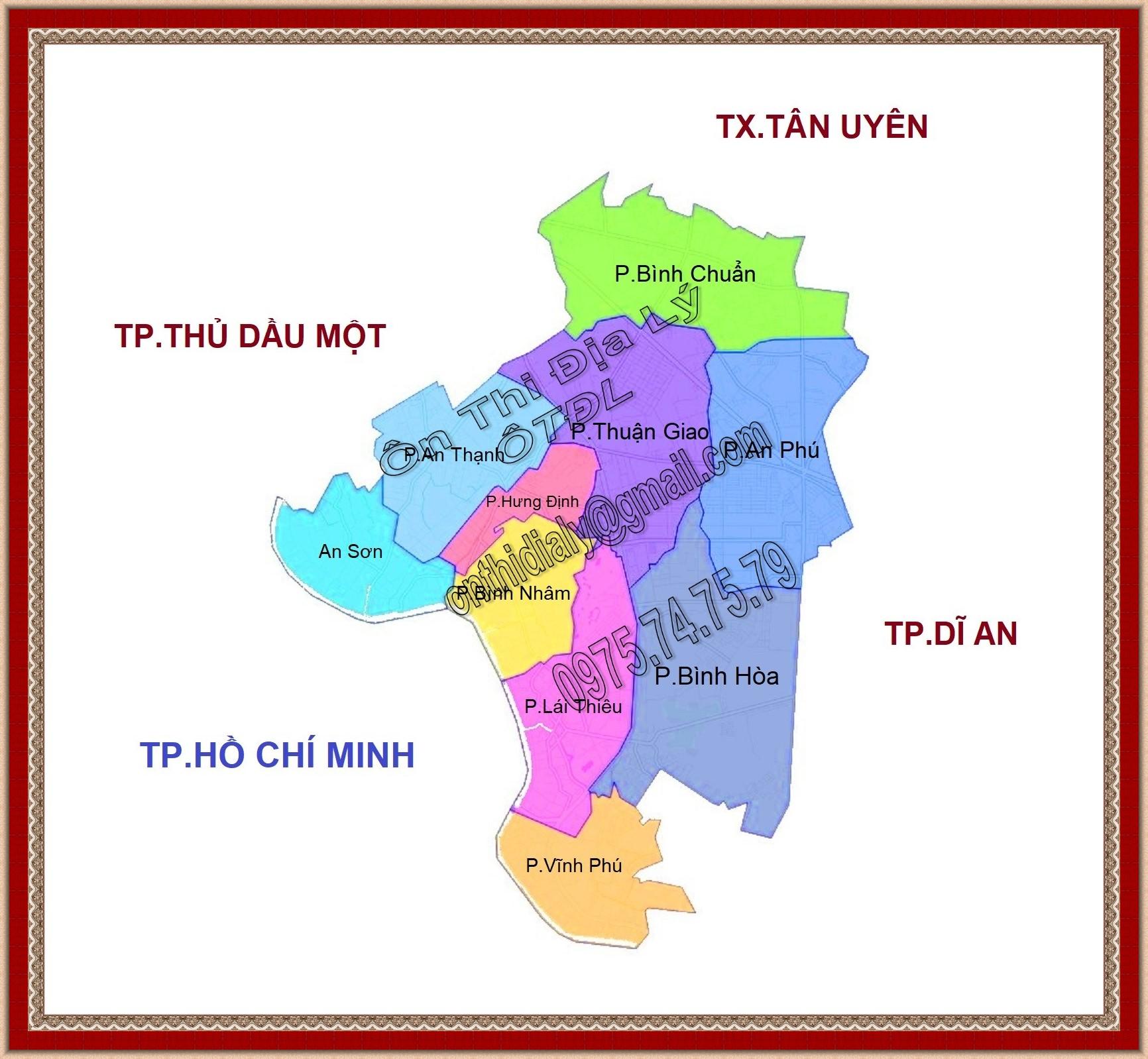 TP.Thuan An - Binh Duong 5