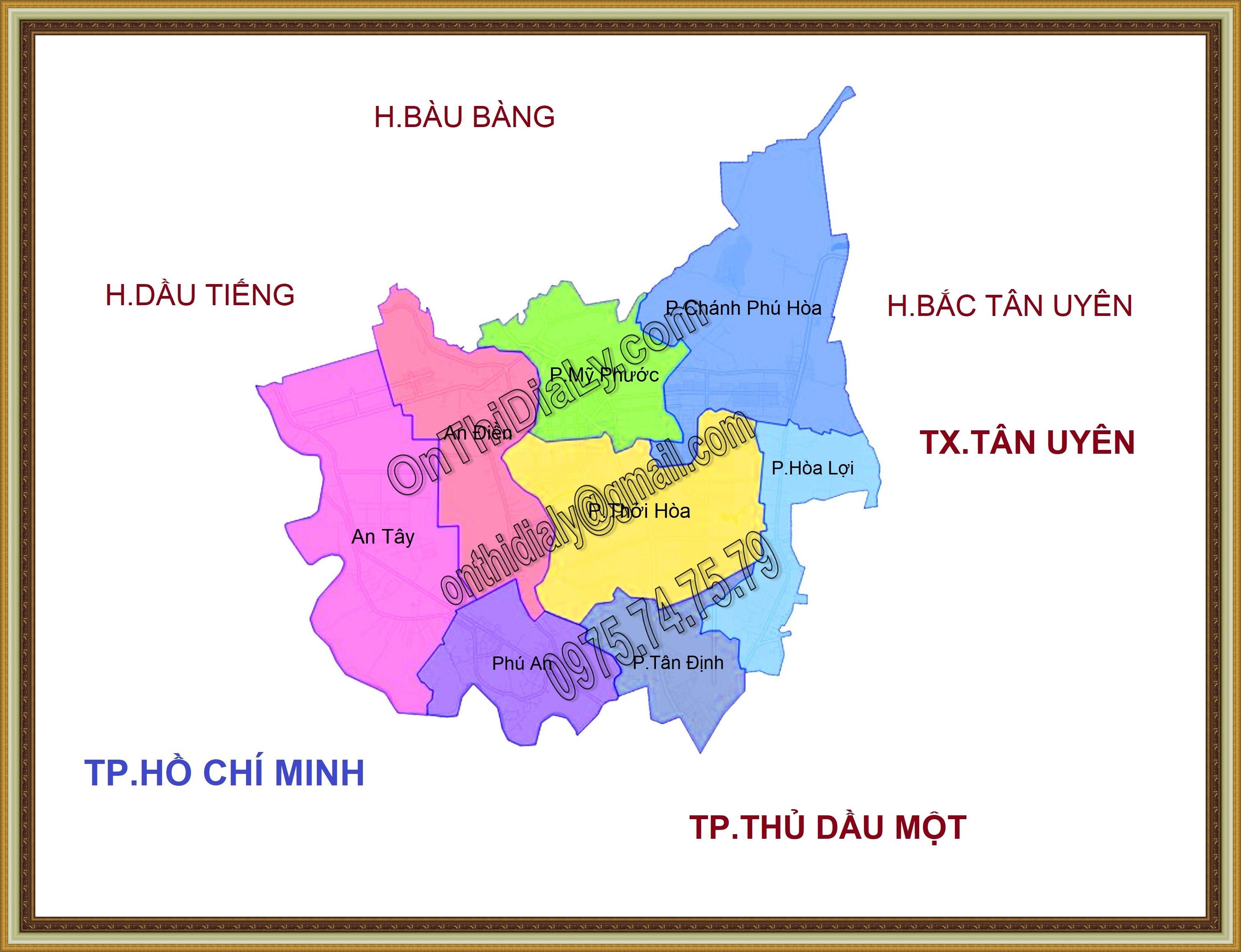 TX.Ben Cat - Binh Duong 5