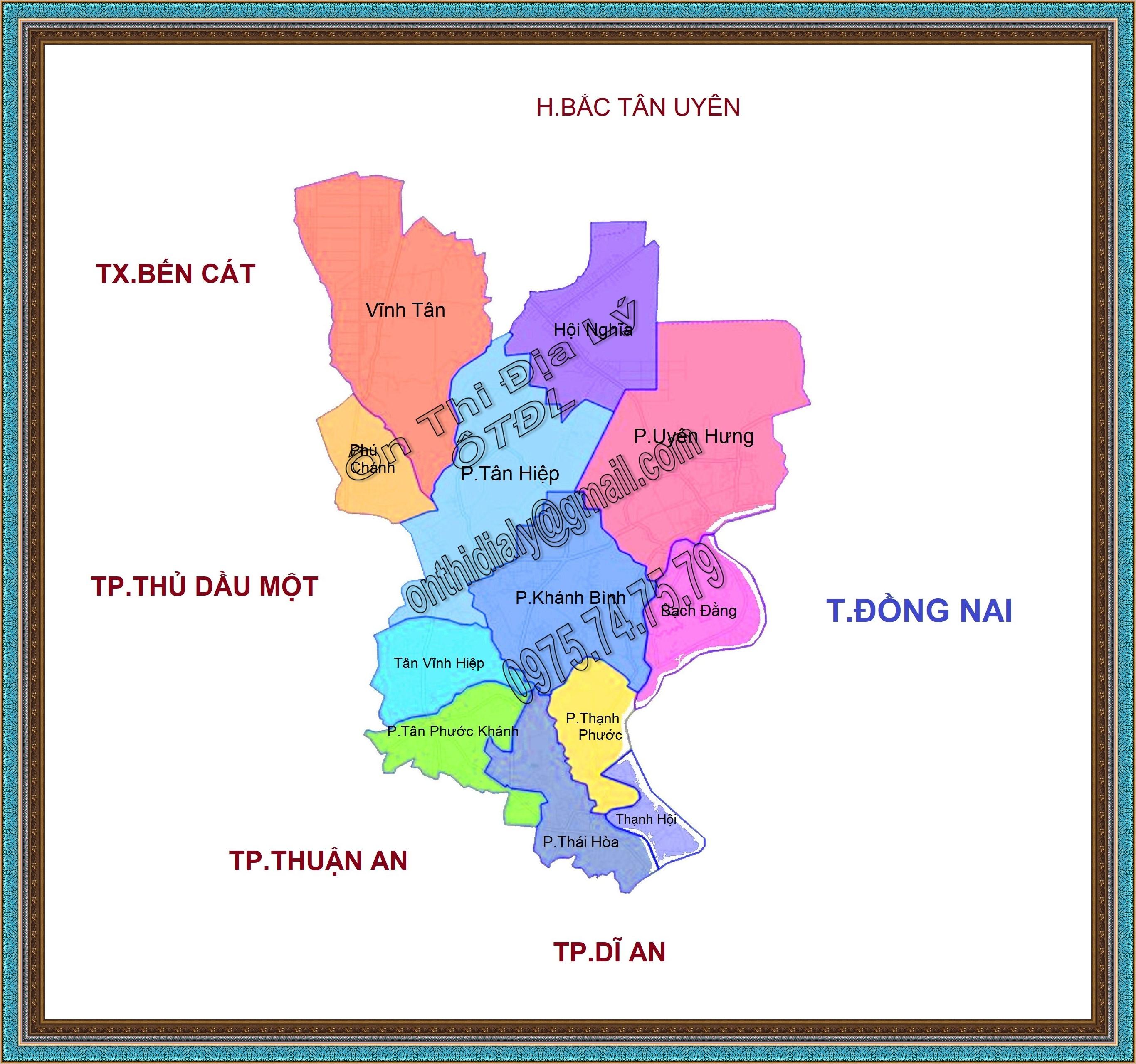 TX.Tan Uyen - Binh Duong 5